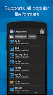 B1 Archiver zip rar unzip 1.0.0117 Mod Apk (Premium) Download 1