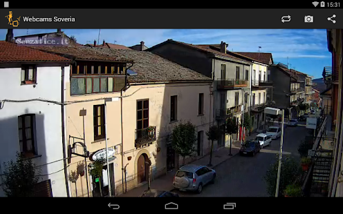 Webcams Soveria - screenshot thumbnail