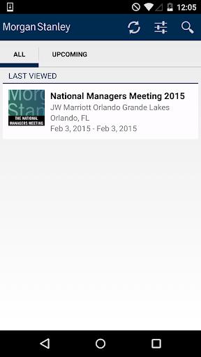 Wealth Management Events