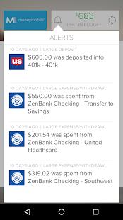 MoneyMobile - screenshot thumbnail