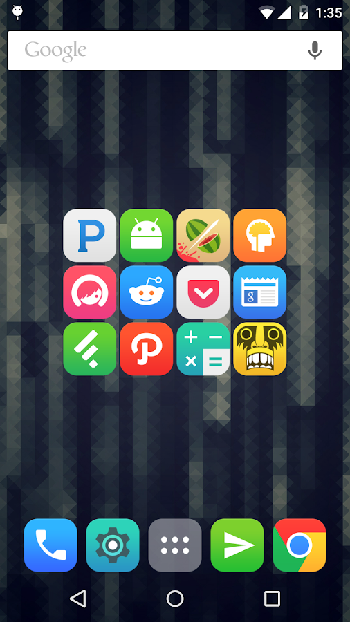 Pop UI - Icon Pack - screenshot