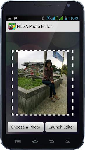 NDGA Photo Editor