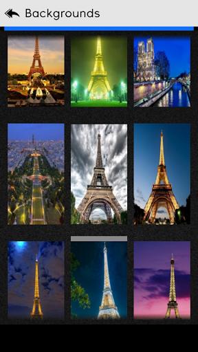 【免費個人化App】Night Paris Live Wallpaper-APP點子
