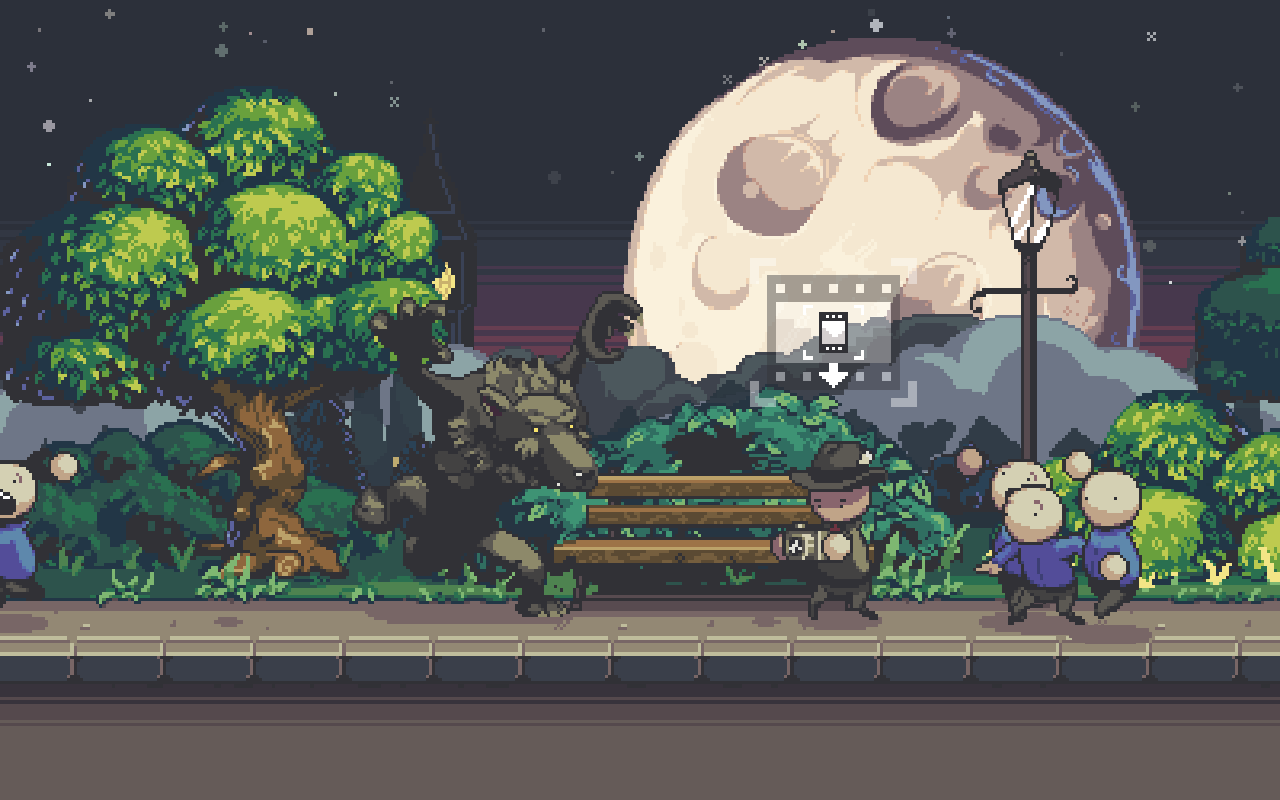 Werewolf Tycoon - screenshot