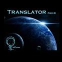쉽고 간편하게 사용하는 귀여운 번역기!(주요 6개국어) icon