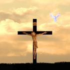 jesus on cross LWP free icon