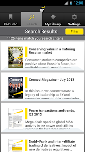 EY Insights - screenshot thumbnail
