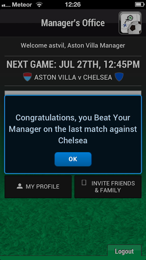 Beat Your Manager!- screenshot