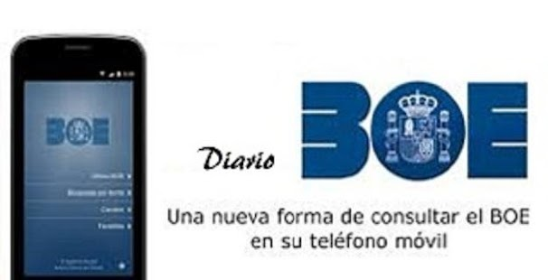 Diario BOE - screenshot thumbnail