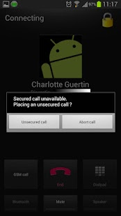 Discretio - Secure calls - screenshot thumbnail