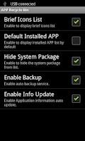 Screenshot of App Recycle Bin Lite