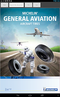 Michelin Aircraft Tire - screenshot thumbnail