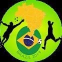 كأس العالم 2014 البرازيل فيفا icon