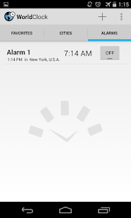 【免費生產應用App】World Clock-APP點子