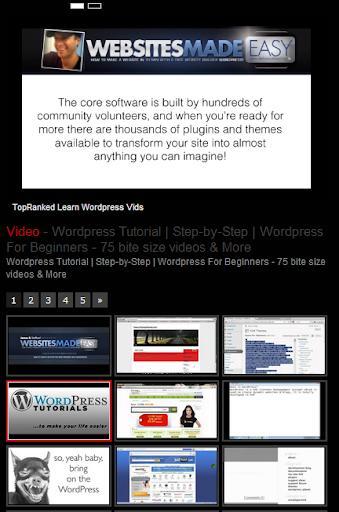 TopRanked Learn Wordpress Vids