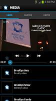 Screenshot of Barclays Center