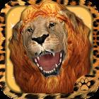 Virtual Pet Lion icon