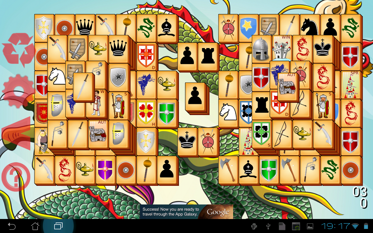 Mahjong HD - screenshot