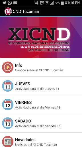 CND Tucumán