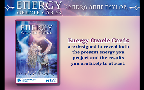Energy Oracle Cards - Taylor