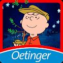 Die Peanuts feiern Weihnachten