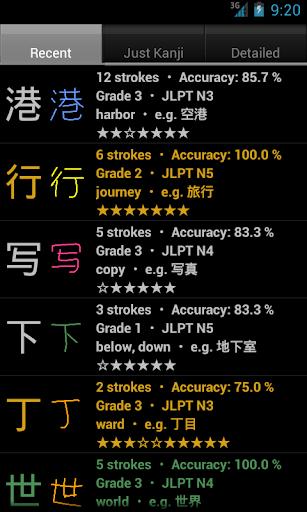 Kanji Draw Classic
