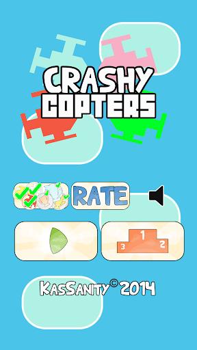 Crashy Copters