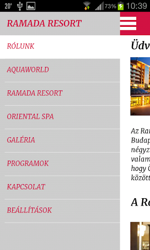 Ramada Resort Aquaworld
