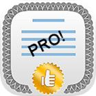 Certificate Maker! Pro icon