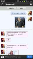 Screenshot of ON - Chat & Meet New Friends