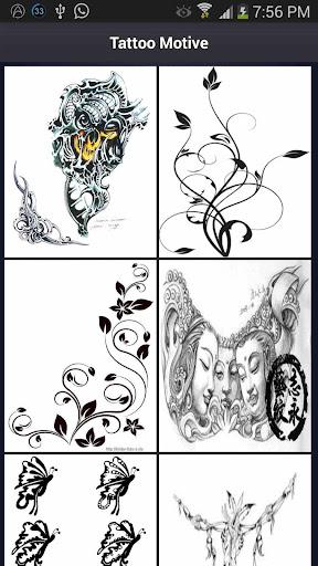 Tattoo Motive Style
