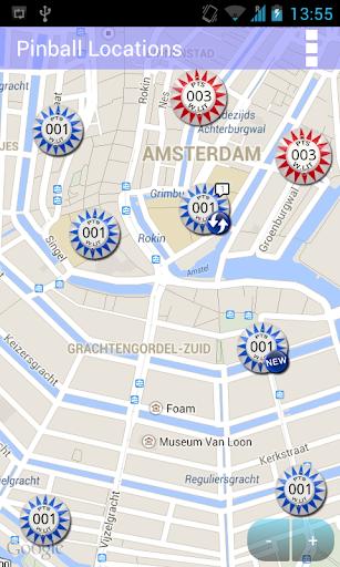 娛樂必備免費app推薦|Pinball Locations線上免付費app下載|3C達人阿輝的APP