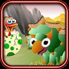 QCAT·幼児の恐竜公園のパズルゲーム(無料) icon