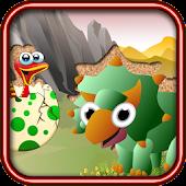 QCat Toddler Dino Puzzle free