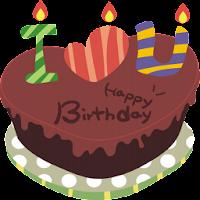 Birthday Stickers! Doodle Wish 1.2