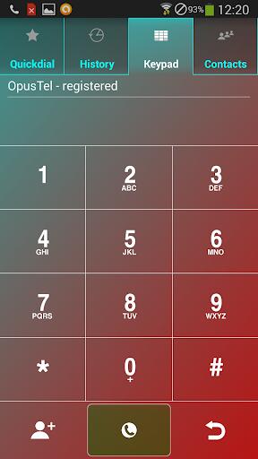 OpusTel swiss secure phone App Apk Download 2