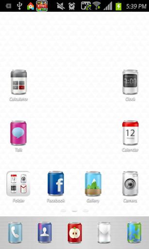 玩免費個人化APP|下載CAN icon theme app不用錢|硬是要APP