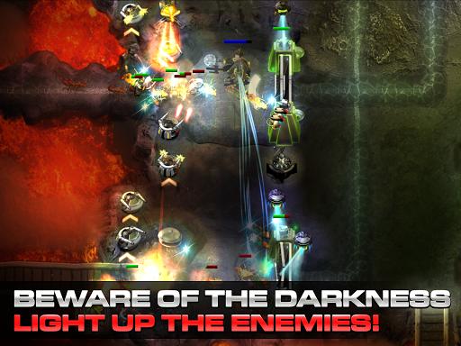 Sentinel 4: Dark Star для планшетов на Android