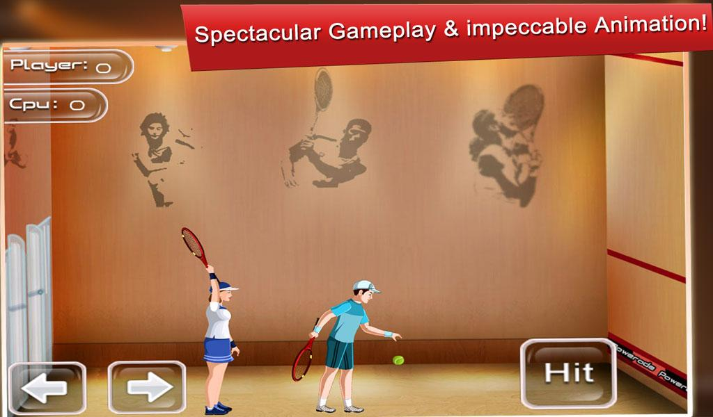 Squash Champ: Sports Challenge - screenshot