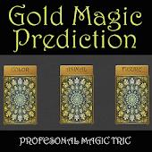Gold Magic Prediction