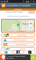 Screenshot of taapas.es (Spanish free tapas)