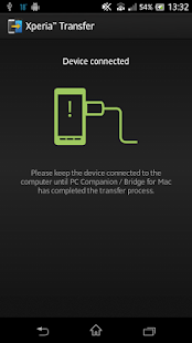 Xperia™ Transfer - screenshot thumbnail