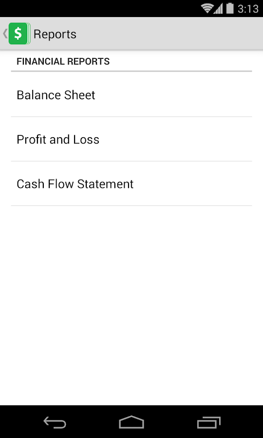 Zoho Books - Accounting on Go! - screenshot