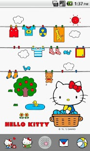 Hello Kitty Theme 4