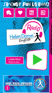 Helen Doron Radio- screenshot thumbnail