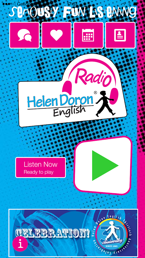 Helen Doron Radio- screenshot