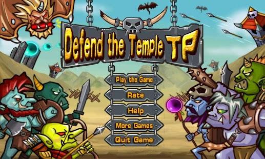 保衛神廟:免費塔防遊戲