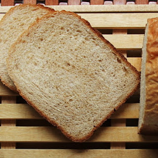 The Bread Bible's Honey Whole-Wheat Bread.