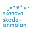 Skanova Skadeanmälan logo