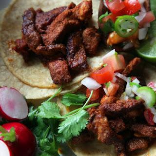 Sizzling Pork Tacos